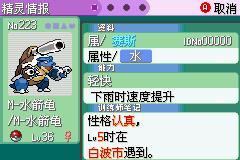 胜利之水箭龟Mage