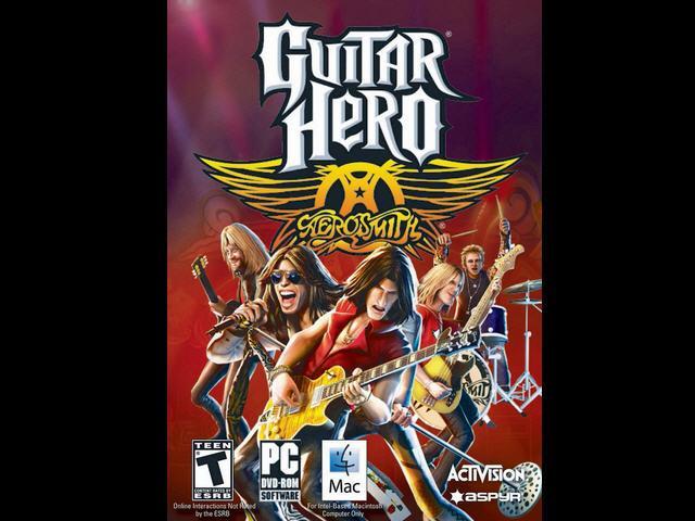 《吉他英雄:史密斯飞船》完整高压破解版下载