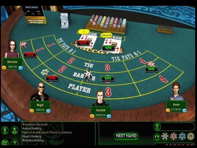 《霍伊尔赌场游戏2010》完整版下载