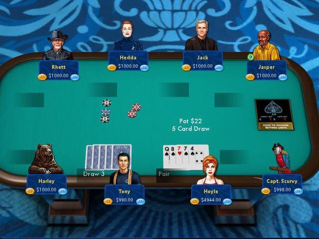 《霍伊尔纸牌游戏2011》完整破解版下载