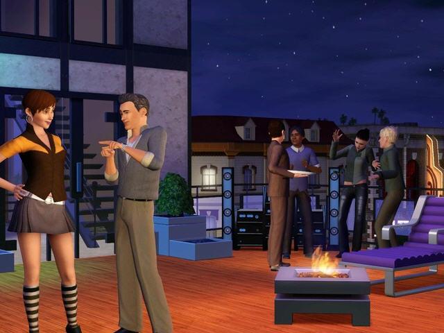 《模拟人生3》顶级奢华包资料片下载