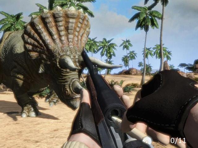 《恐龙猎手》免安装硬盘版下载