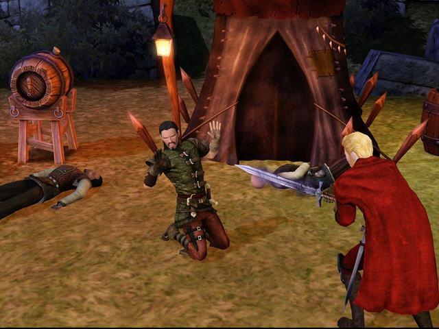 《模拟人生3:中世纪》免安装中文汉化硬盘版下载