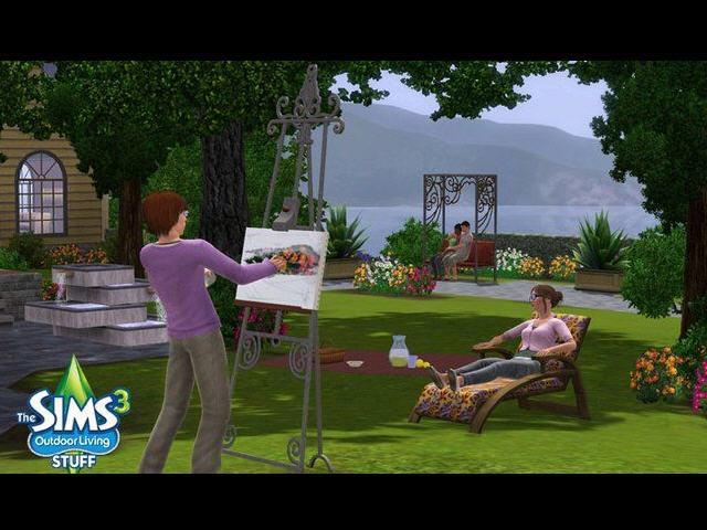 《模拟人生3:户外生活包》完整破解版下载