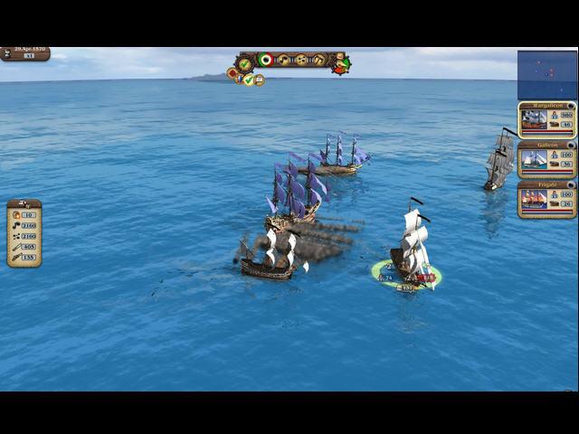 《海商王3》德文破解版下载