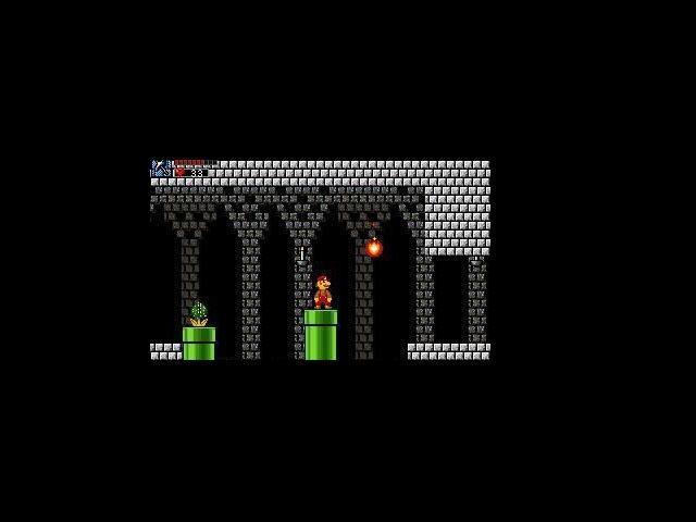 《超级马里奥恶魔城》绿色硬盘版下载
