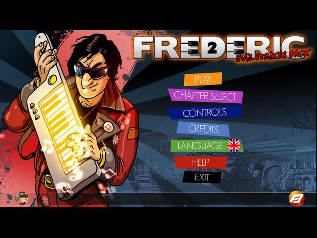 《弗雷德里克:邪恶再临》免安装中文硬盘版下载