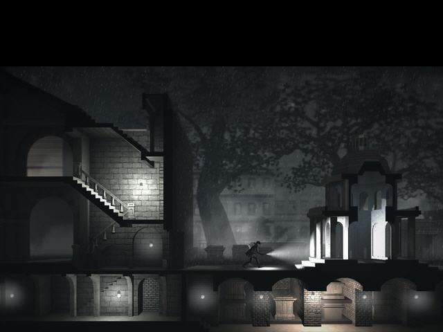《黑白雨夜》免安装中文硬盘版下载