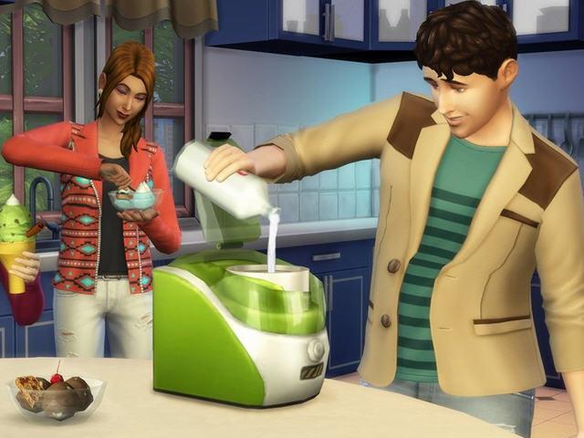 《模拟人生4:冰酷厨房》免安装中文硬盘版下载