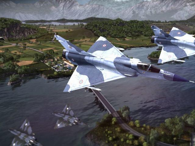 《战争游戏:空地一体战》免安装中文版下载