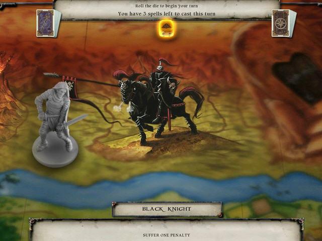 《圣符国度:数字版》免安装中文版下载