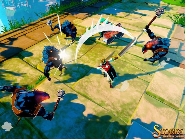 《传说:命运之路》免安装中文硬盘版下载
