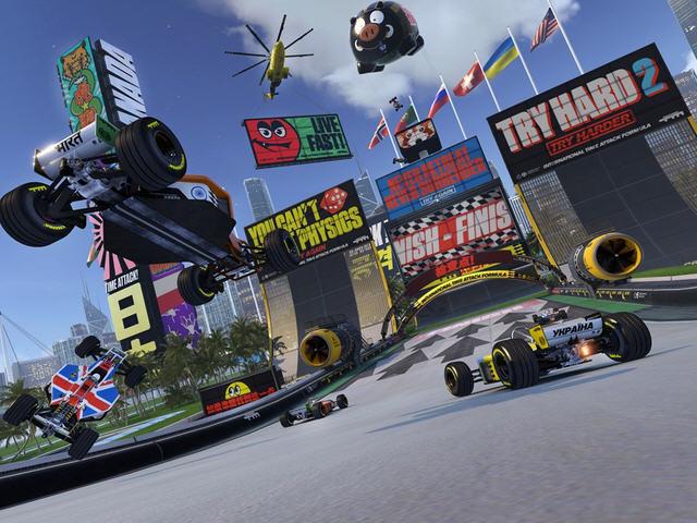 《赛道狂飙:涡轮》免安装中文正式版下载