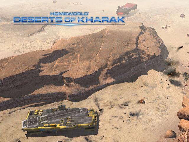 《家园:卡拉克沙漠》免安装中文硬盘版下载
