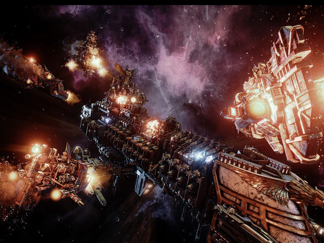 《哥特舰队:阿玛达》免安装中文正式版下载