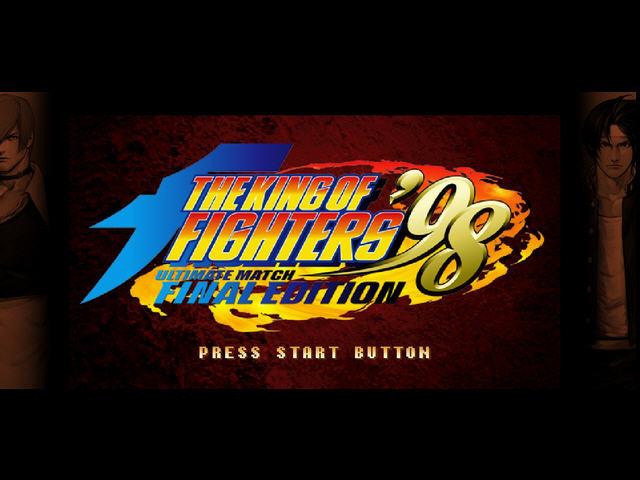 《拳皇98:终极对决-最终版》免安中文装硬盘版下载