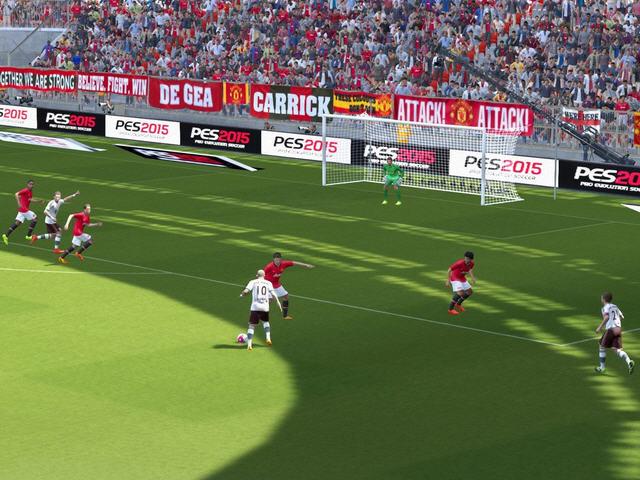 《实况足球2015》免安装中文硬盘版下载