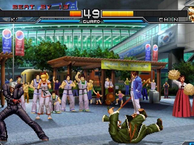 《拳皇2002:终极对决》免安装中文硬盘版下载