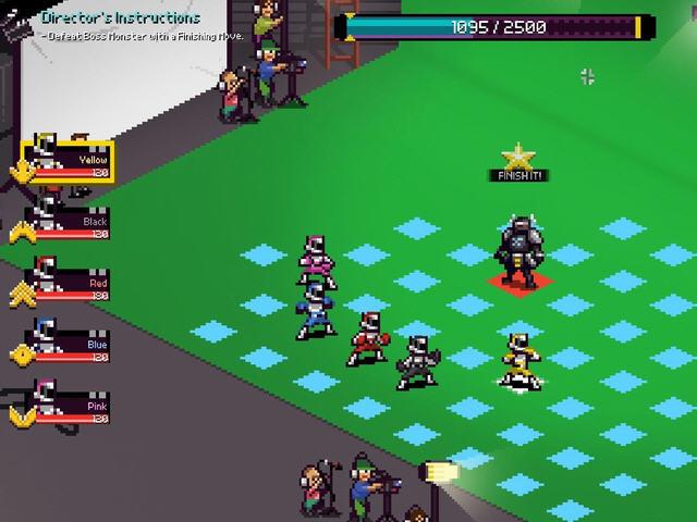 《彩度战队》免安装中文硬盘版下载