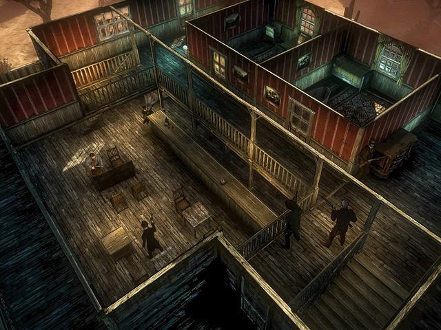 《血战西部》免安装中文硬盘版下载