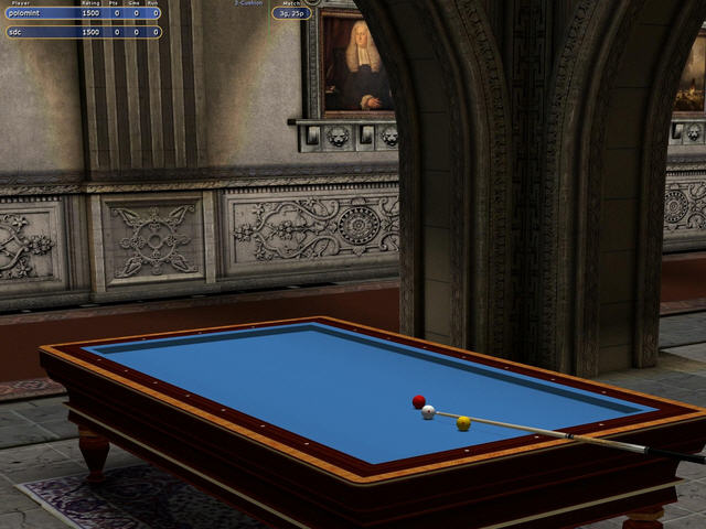 《虚拟台球4》免安装中文硬盘版下载