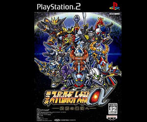 PS2超级机器人大战3α静态修改器1.5