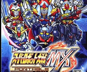 PSP《超级机器人大战MXP》素材提取器 Ver1.2Beta