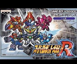 《超级机器人大战R》静态修改器V1.0版