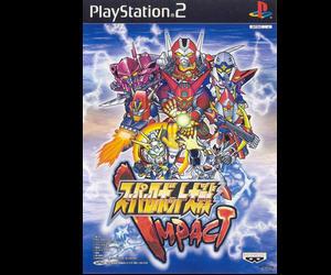 PS2超级机器人大战IMPACT存档修改器中文版下载