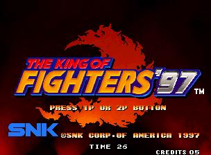 《拳皇97降龙屠蛇版》下载(整合模拟器)