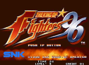 《拳皇96》加强版下载