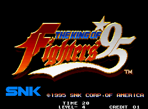 《拳皇95》加强版下载带模拟器(格斗之王95下载,高清版,解决画面模糊)