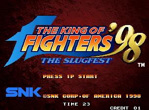 《拳皇98》下载带模拟器,街机拳皇98高清版下载(格斗之王98下载)