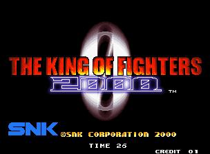 《拳皇2000》下载带模拟器,街机拳皇2000高清版下载(格斗之王2000下载)