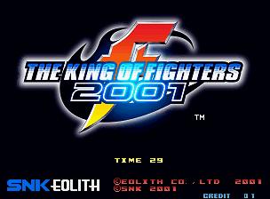 《拳皇2001》下载带模拟器,街机拳皇2001下载(高清版)格斗之王2001下载