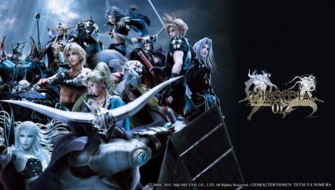 PSP《最终幻想:纷争2》日版下载